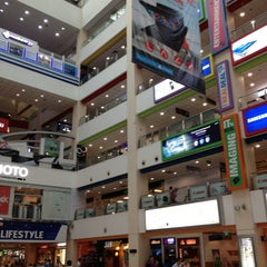 Photo taken at Funan DigitaLife Mall by Павел Г. on 5/8/2013