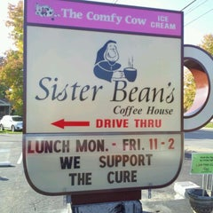 Photo taken at Sister Beans Coffee House by Teresa G. on 10/25/2012