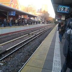 Foto tomada en Estación San Isidro [Línea Mitre] por Esteban S. el 7/25/2013