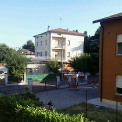 Photo taken at Percorso Ciclopedonale Crostolo (Caprette) by Angelo R. on 8/12/2013