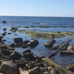 Photo taken at Playa Los Tubos by Bianca on 11/2/2014