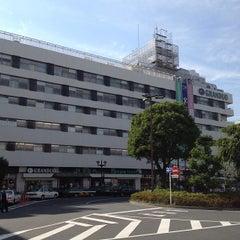 Photo taken at グランデュオ蒲田 (GRANDUO Kamata) by Leon Tsunehiro Yu-Tsu T. on 6/3/2013