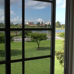 Photo taken at Candlewood Suites Miami Airport - Doral by Irina N. on 6/28/2013