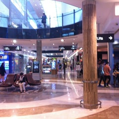 Photo taken at Robina Town Centre by Lauren M. on 10/12/2012