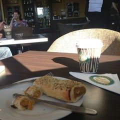 Photo taken at Zarraffa's Coffee by Lauren M. on 8/8/2013