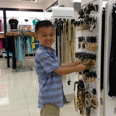 Photo taken at Bebe by James B. on 6/30/2013