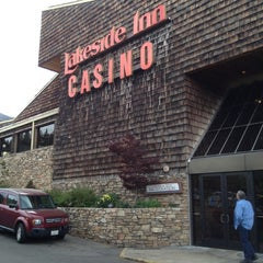 Photo taken at Lakeside Inn and Casino by Joyce on 10/6/2012