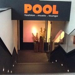 Photo taken at POOL fashion.music.lounge by Nastia on 10/5/2012