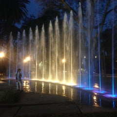 Photo taken at Plaza Belgrano by Nicolás on 10/22/2012