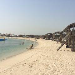 Photo taken at Al Dar Island by Vian's on 4/28/2014