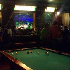 Photo taken at Dublin's Irish Pub by Eliez M. on 10/27/2012