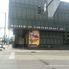 Photo taken at Museum Of Contemporary Art Denver by susan m. on 7/6/2013