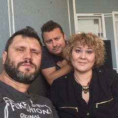 Photo taken at Maximum 103.7 FM by Olga M. on 9/12/2014
