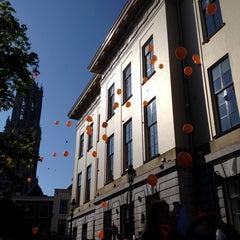 Photo taken at Stadhuis Gemeente Utrecht by Caspar on 4/26/2014