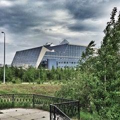 Photo taken at СурГУ by Dmitry G. on 6/22/2013