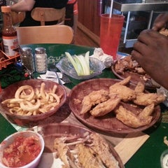 Photo taken at Hooters by Miss A. on 1/13/2013