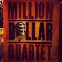 Photo taken at Apollo Theater by John L. on 10/25/2012