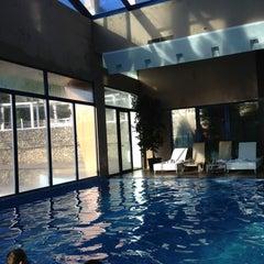 Photo taken at Swimming Pool by Simeon G. on 1/1/2013