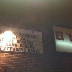 Photo taken at El N' Gee Club by KarenEffin M. on 3/17/2013