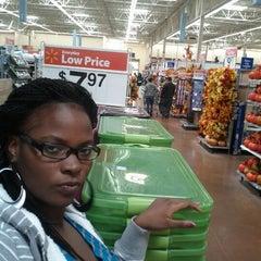 Photo taken at Walmart Supercenter by Lakiesha D. on 10/2/2012