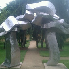 Photo taken at Grounds For Sculpture by Robert H. on 6/30/2013