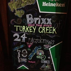 Photo taken at Brixx Pizza by Amy F. on 2/15/2013