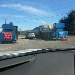 Photo taken at Lexington County Dump by Vance on 2/20/2013