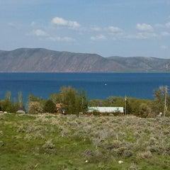 Photo taken at Bear Lake by Velma on 5/25/2013