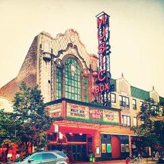 Photo taken at Music Box Theatre by David B. on 9/27/2013