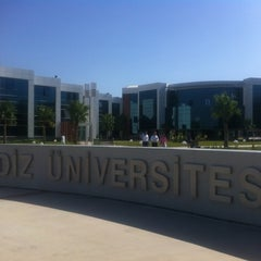 Photo taken at Gediz Üniversitesi by Pelin on 9/27/2012
