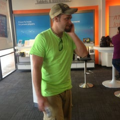 Photo taken at AT&T by Michele S. on 4/17/2013