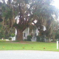 Photo taken at Lowcountry Visitors Center & Museum (at Frampton Plantation) by TorqueDom P. on 10/8/2012