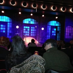 Photo taken at UP Comedy Club by Michael J on 4/7/2013