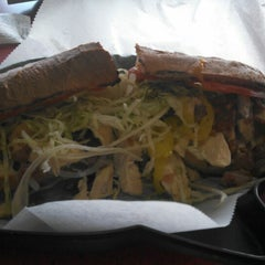 Photo taken at Shorty's Subs by Bob B. on 10/3/2012