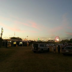Photo taken at Big Fresno Fair by Erik P. on 10/8/2013