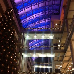 Photo taken at East River Plaza by Charles S. on 12/12/2012