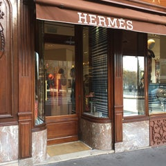 Photo taken at Hermès by William S. on 10/30/2015