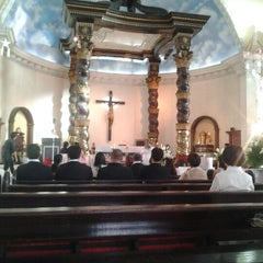 Photo taken at St. Peter's Parish by Arnie Joy G. on 12/20/2012