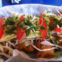 Photo taken at Nana's Taqueria by Star on 5/25/2013