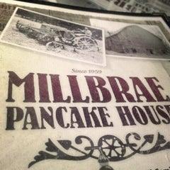Photo taken at Millbrae Pancake House by Corey P. on 5/19/2013