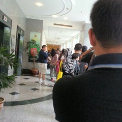 Photo taken at Immigration Department (Jabatan Imigresen) Presint 14 Branch by LM M. on 9/22/2012