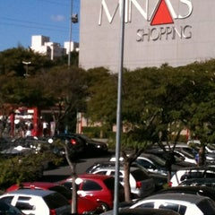 Photo taken at Minas Shopping by Amanda on 10/12/2012