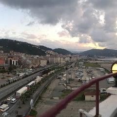 Photo taken at Giresun Oteli by Ercan D. on 9/16/2015