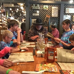 Photo taken at Cracker Barrel Old Country Store by Marshall on 10/18/2014