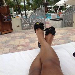 Photo taken at Loews Miami Beach Hotel by Christian💋 on 5/30/2013