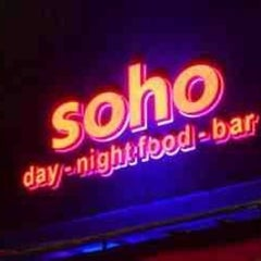 Photo taken at Soho Bar by Giorgos M. on 2/15/2013