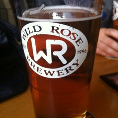 Photo taken at Wild Rose Brewery by Jen S. on 3/14/2013