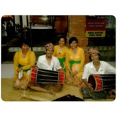 Photo taken at Banjar Penopengan - Sanur by Bhebell B. on 12/2/2013
