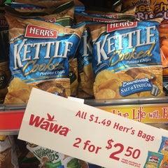 Photo taken at Wawa Food Market by Lauren M. on 5/17/2015