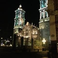Photo taken at Catedral de Nuestra Señora de la Inmaculada Concepción by Enrique M. on 3/19/2013
